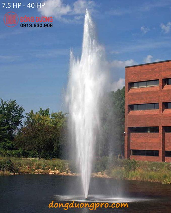 Vòi phun đài phun nước