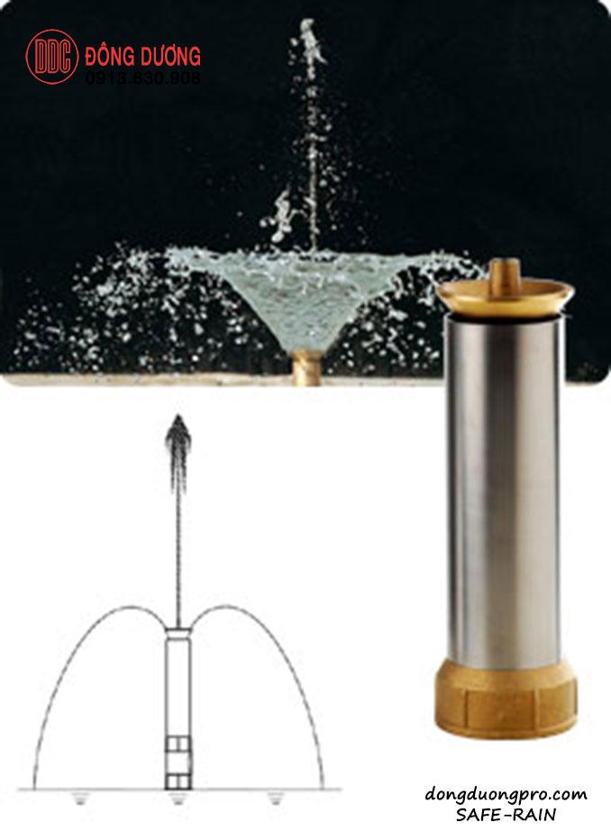 Vòi phun nước arum-lily-jet