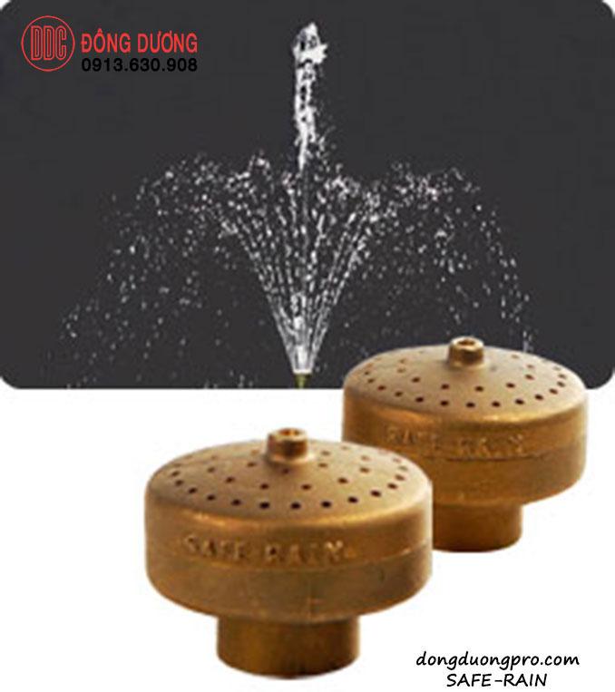 Vòi phun nước 3 tầng - Nozzle crown Jet - Vòi phun nhạc nước nghệ thuật