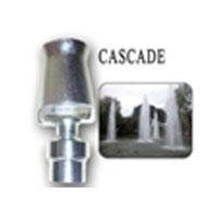 Đầu phun Cascade hình cây thông - Bảng báo giá thiết bị đài phun nước nghệ thuật