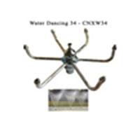 Đầu phun Waterdancing 6 tia nước