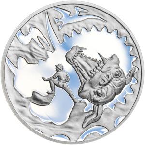 Prague Mint ACD Medal Reverse