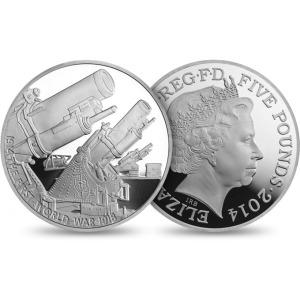QEII WWI 5 Pound Gunnery