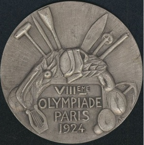 1924 Olympic Medal