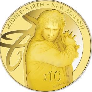 2013 NZ Bilbo Baggins $10