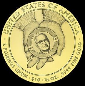 A Second 2015 Coin for BSI Member Harry S. Truman?