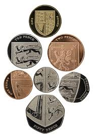 British Circulating Coinage