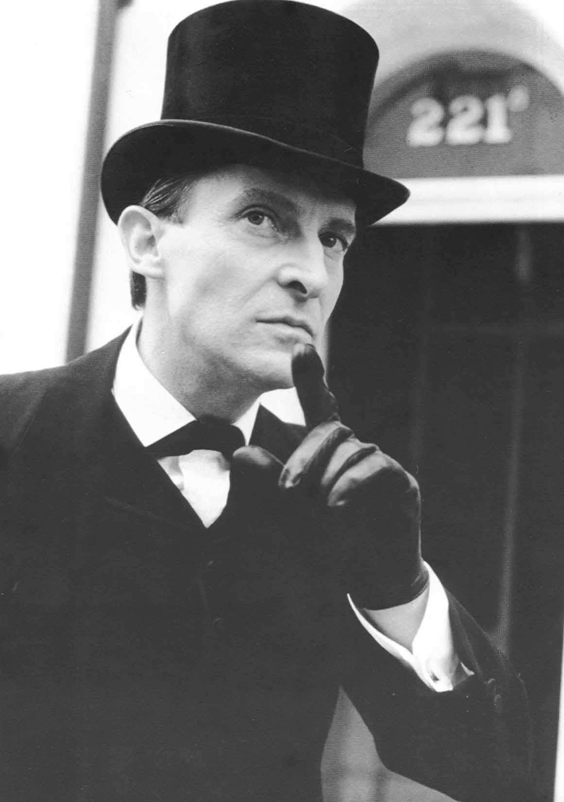 Faces of Holmes: Jeremy Brett