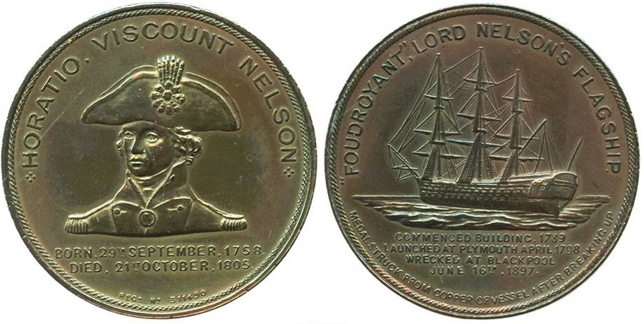 Nelson Foudroyant Medal