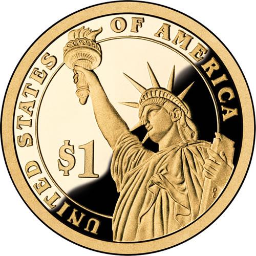 Presidential-Dollar-Coin-Reverse