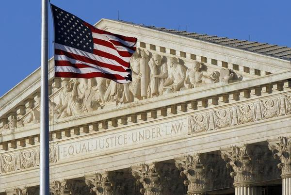 The Supreme Court and Holmes
