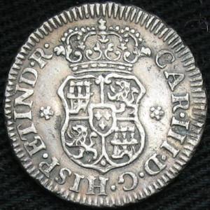 1764 Half Real Rev