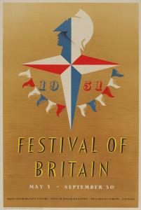 Fest of Britain Poster