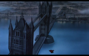 Great Mouse Detective Tower Bridge