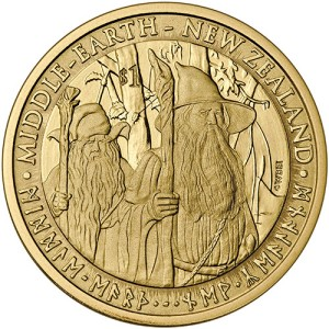 2012 NZ Gandalf and Radagast $1