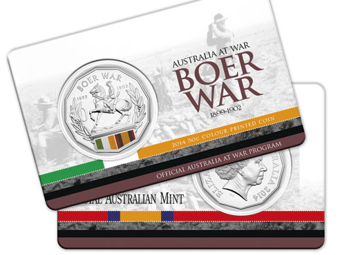 2014 AUS Boer War Packaging