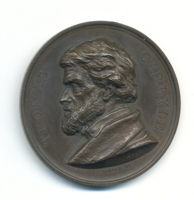 The Thomas Carlyle Medal