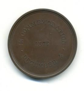 Thomas Carlyle Medal Rev