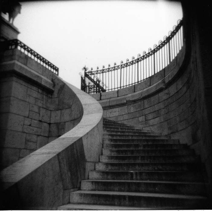 The 17 Steps: The Creeping Man