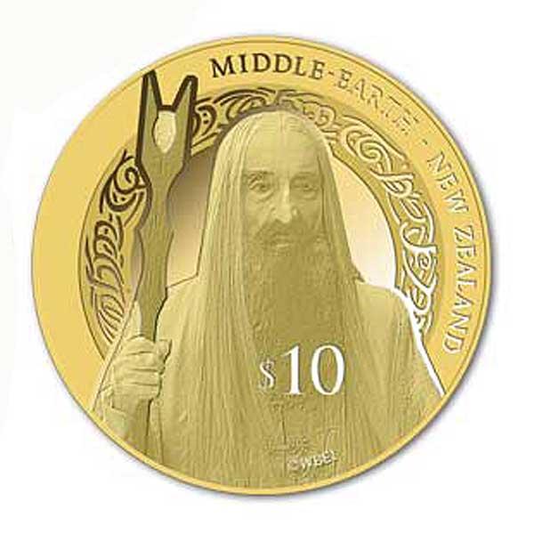 Saruman $10 Gold