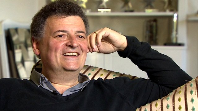BBC's Sherlock Writer Steven Moffat To Receive Officer Of The Most Excellent Order Of The British Empire