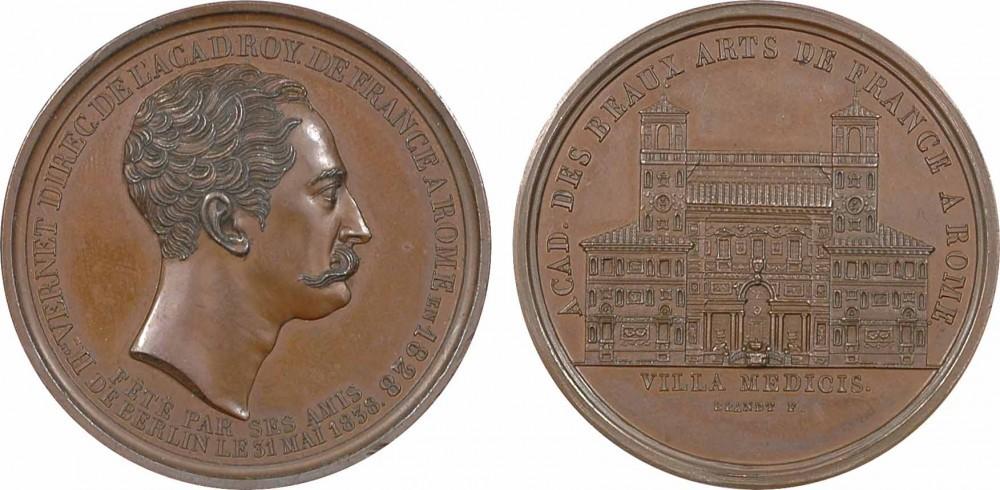 Vernet Medici Medal