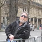 Al in Paris looking for Huret, the Boulevard Assassin