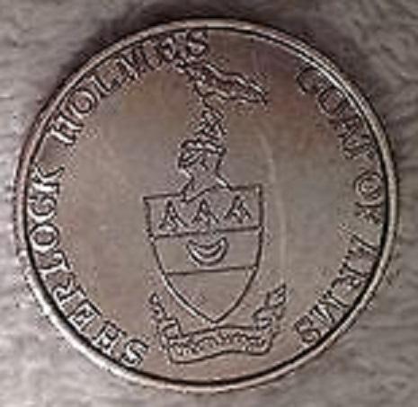 Newcastle - Sherlock Coat of Arms a