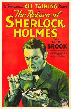 The_Return_of_Sherlock_Holmes_poster