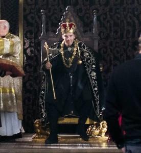 Benedict Cumberbatch as Richard III - 2015