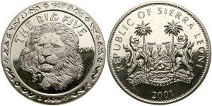 Sierra Leone $1 Coin