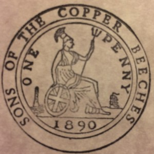 Seal of The Sons of the Copper Beeches