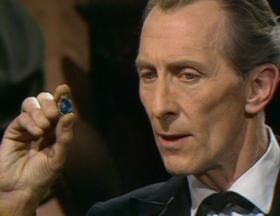 Faces of Holmes: Peter Cushing
