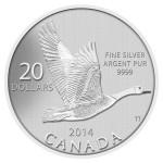 Canada 2014 Silver $20