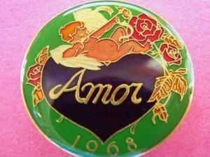 1986 Amor Multi-Color REV