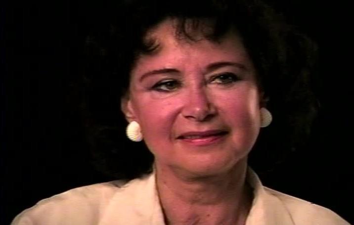 Oral History interview with Marika Somogyi (1996)