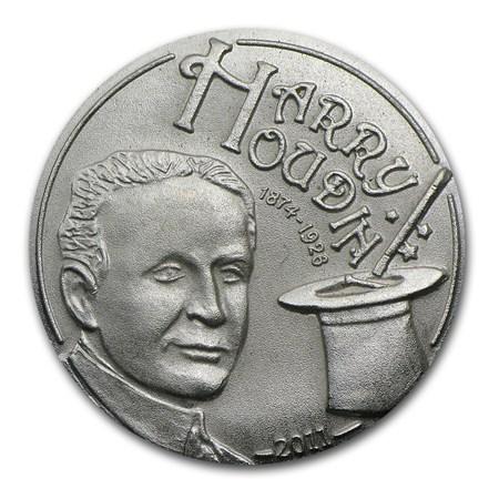 Medallic Tributes to Harry Houdini
