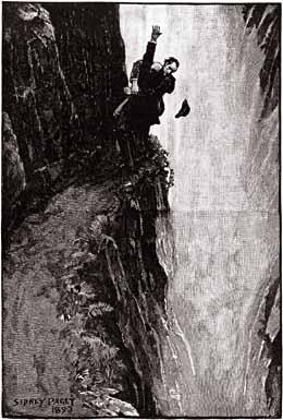 Sidney Paget – The Strand Magazine – December 1893