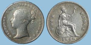 1846 Groat