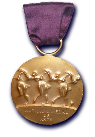 More Sherlockian Winners of the National Medal of the Arts