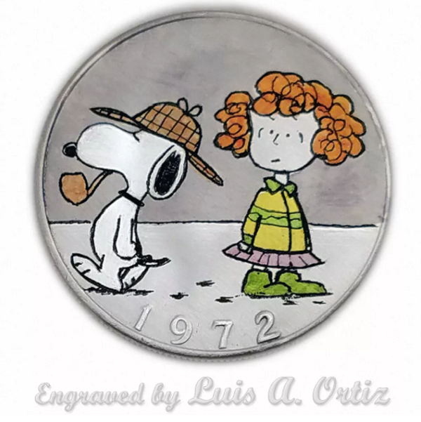 The 1972 Sherlock Bones Hobo Dollar
