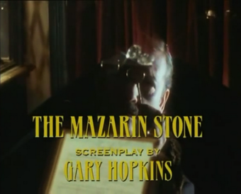 Granada's Telecast of The Mazarin Stone (April 4, 1994) with Mystery Intro/Outro
