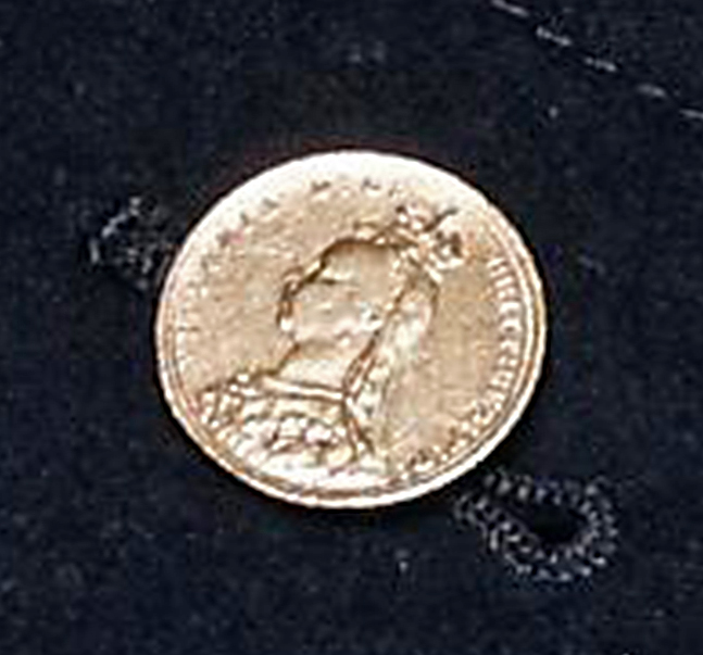 Lapel Pins from Elementary's Sherlock