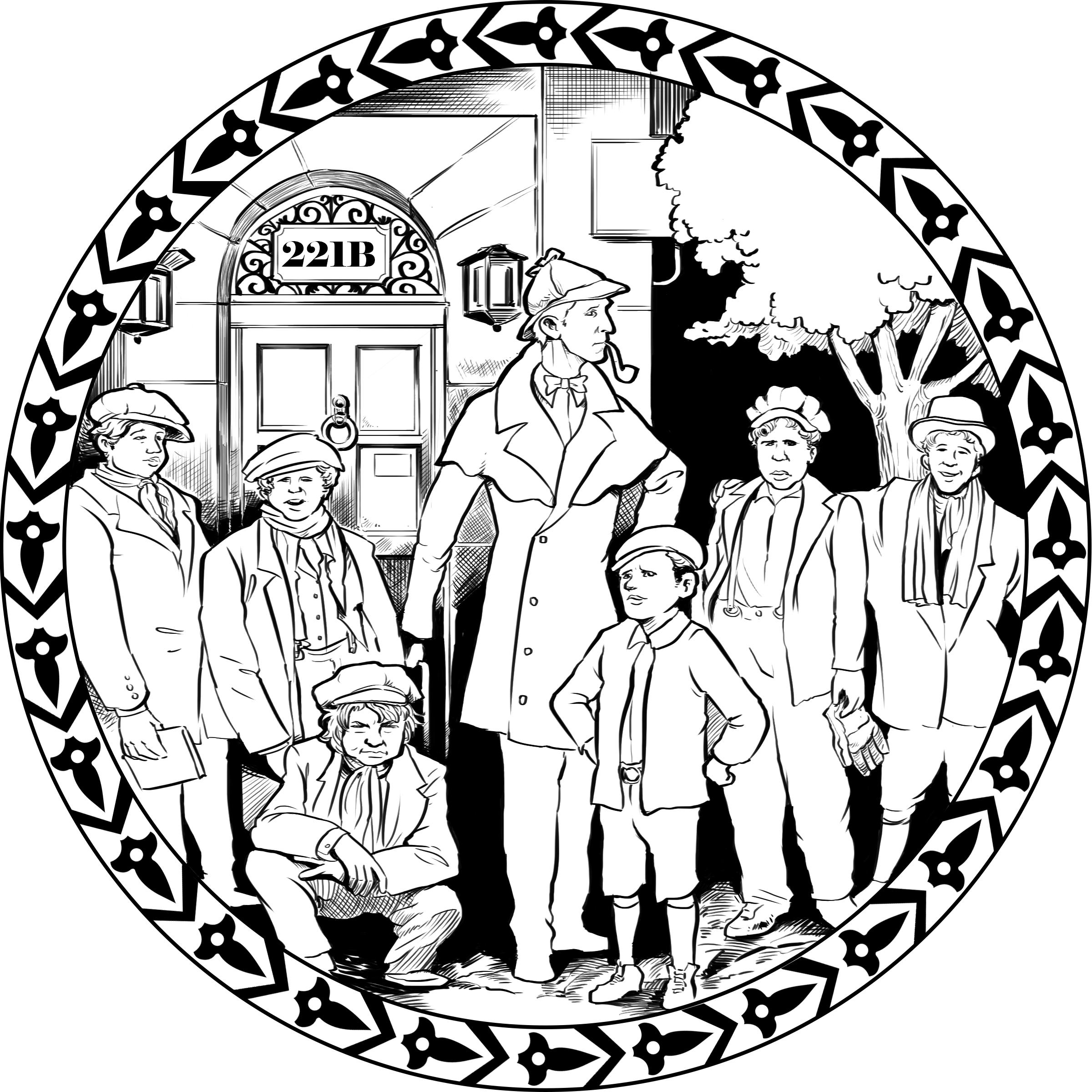 Kickstarter For Sherlockian Game to Feature Medal