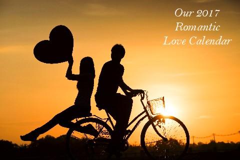 Romance Edition Love Calendar Premade Cover