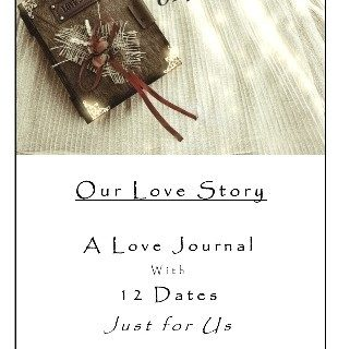 Custom Love Journal Cover Options