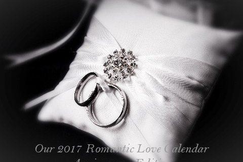 Romantic Love Calendar - Anniversary Edition Cover