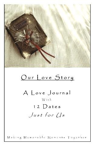 Our Love Story - Custom Love Journal Cover Option