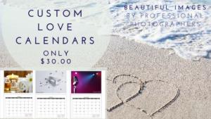 Custom Love Calendars Page