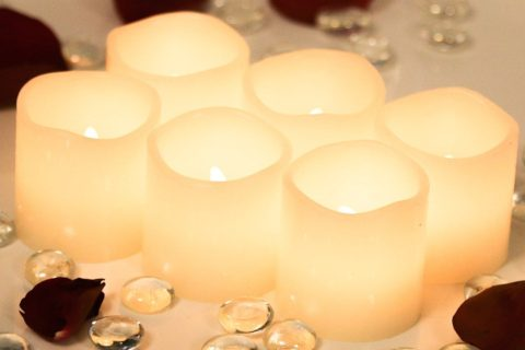 Candles Flamess